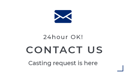 24 hour receptionist Casting request is here Inquiry by email